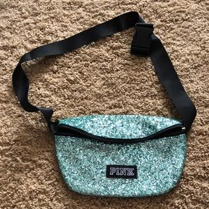 Pink by victorias secret fanny pack